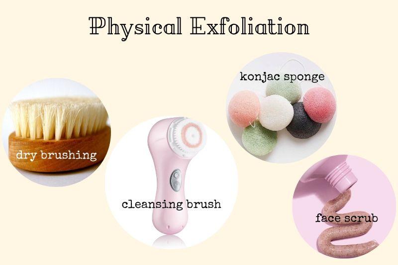 How To Exfoliate Dry Skin Dry Skin Advice